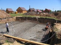 Строительство кирпичного дом в Татарстане