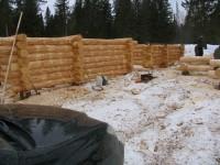 Строительство бани в Казани